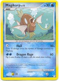 Pokemon - Magikarp 89 - Mysterious Treasures - Reverse Holo