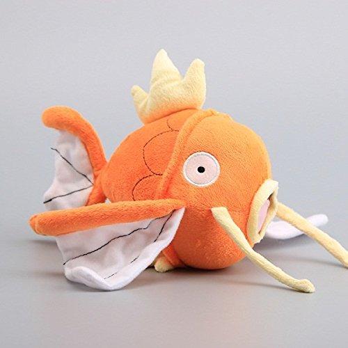 Pokemon Magikarp Orange Soft Plush Figure Toy Anime Stuffed Animal 9 Inch Child Gift Doll