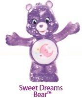 Care Bears - Collectible Figure - Series 2 - Sweet Dreams Bear
