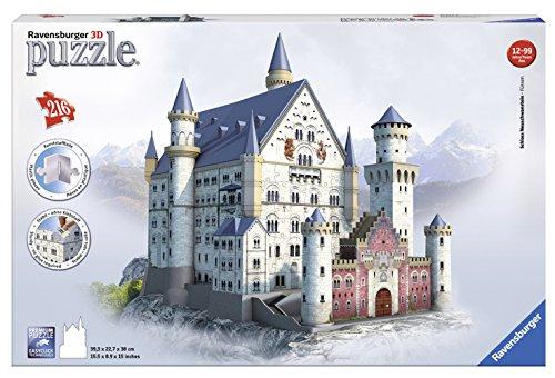 Ravensburger Neuschwanstein 3D Puzzle 216-Piece