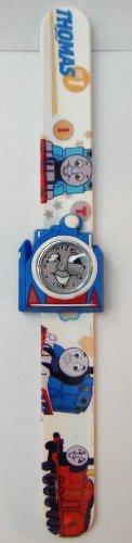 Thomas the Train 3D Toy Figure Slap Watch wStickers