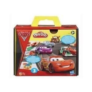 4KIDS Disney Pixar Cars 2 Play-Doh Playset