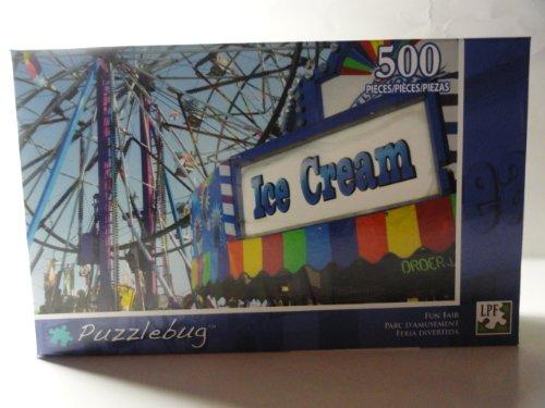 Puzzlebug Fun Fair 500 Piece Jigsaw Puzzle
