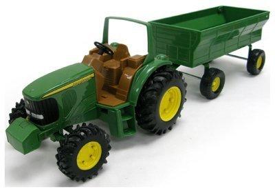 JD 8 TractorWagon by Tomy International