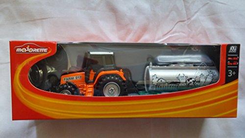 Majorette Farm Life Assorted Tractor Wagon