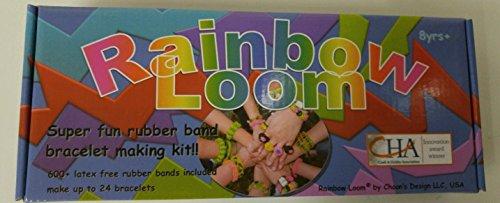 2-Pack Rainbow Loom Super Fun Rubber Band Bracelet Making Kit Crafts Kids Hobby NEW
