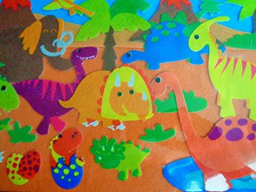 Creatology Camp Dinosaur Felt Board