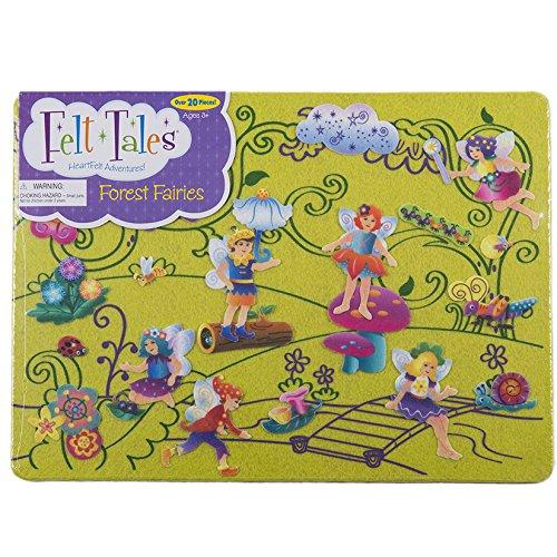 FeltTales Forest Fairies Storyboard