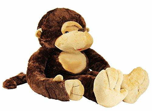 Giant 51 GorillaMonkey Stuffed Plush Toy from Joyfay