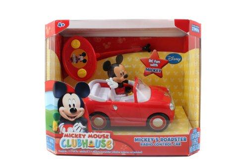 Jada Toys Disney Mickey Mouse RC Vehicle