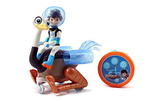Jada Toys Miles Merc RC Vehicle