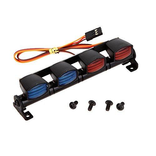 GoolRC AX-505RBL Multi-function Ultra Bright LED Lamp for 110 18 RC HSP Traxxas TAMIYA CC01 4WD Axial SCX10 Model Car