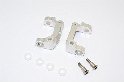 Tamiya CC01 Upgrade Parts Aluminum C-Hub - 1Pr Silver