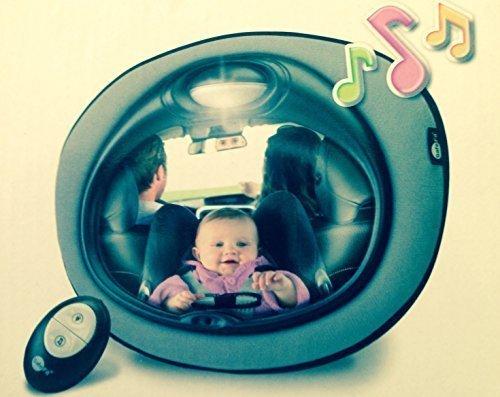 SafeFit Musical Nightlight Mirror by SafeFit