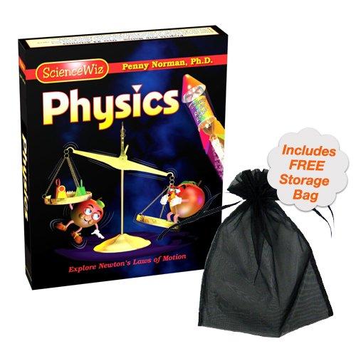 ScienceWiz Physics Kit with Free Storage Bag