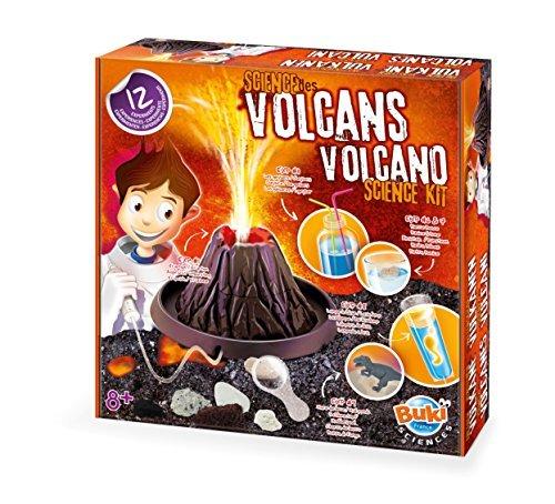 Buki - 2124 - Volcano science kit by Buki France