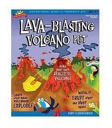 Scientific Explorer Lava-Blasting Volcano Science Kit by HometoDeals