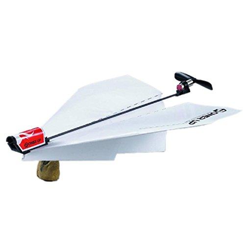 SusenstoneÂPower up electric paper plane conversion kit fashion educational toys
