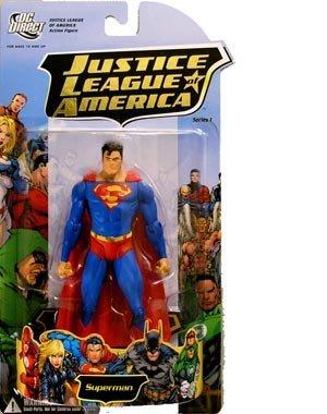Justice League of America 1 Superman Action Figure