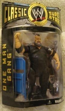 2005 WWE WWF Jakks Pacific Wrestling Classic Superstars Action Figure ONE MAN GANG by Jakks Pacific parallel import goods