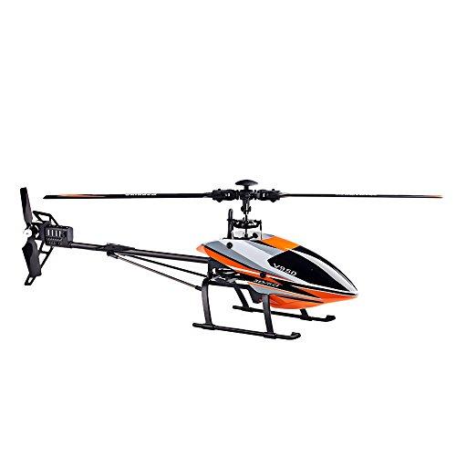 WLtoys V950 24G 6CH 3D  6G System Flybarless Brushless Motor RC Helicopter RTF
