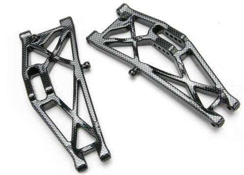 Traxxas 5533G Rear Suspension Arms L&R in Exo-Carbon Jato