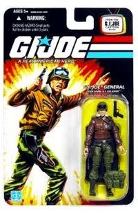 GI JOE Hasbro 3 34 Wave 9 Action Figure General Hawk
