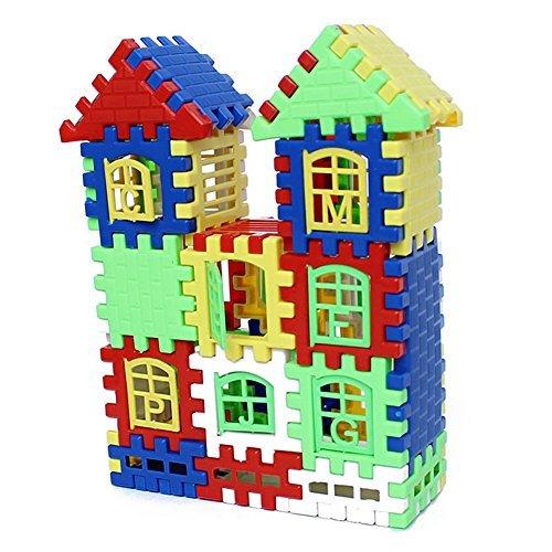 Chunshop Children Kids Bricks House Building Learning Blocks Construction Toy Set Funny