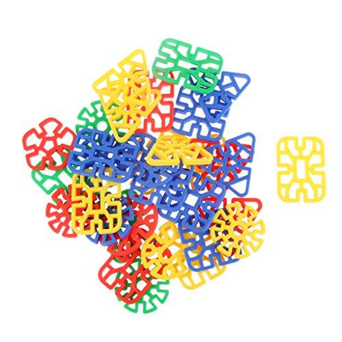 Creative Clouds Building Blocks Interlocking Learning Blocks Educational Toy