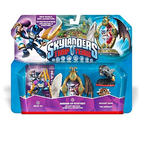 Skylanders Trap Team Mirror of Mystery Level Pack