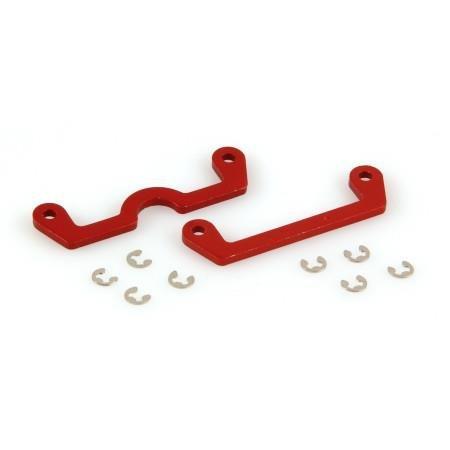 Helion HLNA0151 Helion Dominus Hinge Pin Brace Set AD Orange