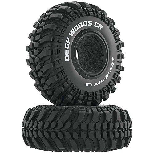 Duratrax Deep Woods CR 22 Crawler Tire C3 2 RC Car Parts