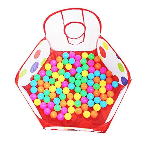 Kids Game Play Children Toy Tent Portable Ocean Ball Pit Pool Outdoor Indoor