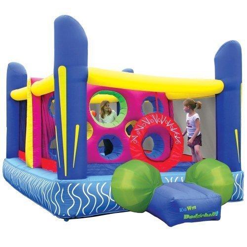 KidWise Jumpn Dodgeball Bounce House