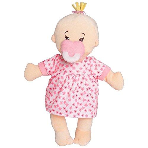 Manhattan Toy Wee Baby Stella Peach 12 Soft Baby Doll