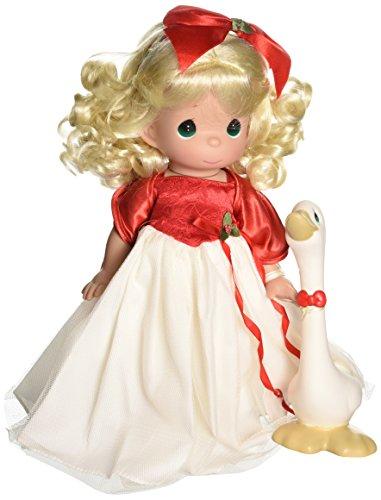 The Doll Maker A Joyful Season Baby Doll Blonde 12