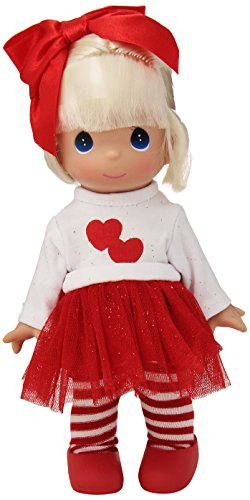 The Doll Maker Happy Valentines Day Doll One Color 9