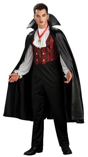 Rubies Costume Transylvanian Vampire Costume Standard