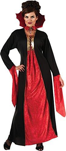 Womens womens Gothic Vampiress CostumeMultiStandard