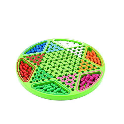 2 pcs Puzzle Game 00423 Board Game Chinese Checkers Board Games Toys Jouets