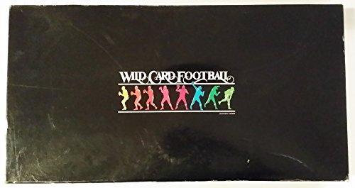 Wild Card Football Board Game - RARE