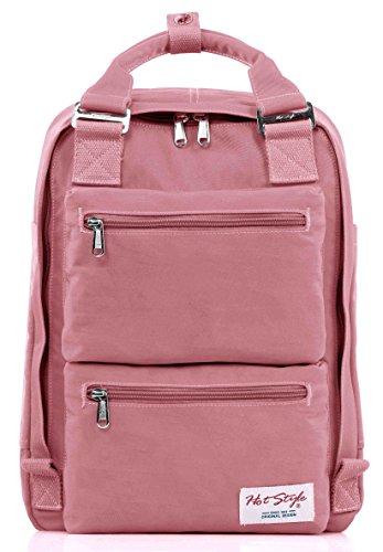 HotStyle DayBreak Girls Backpack - Waterproof Multi Pockets Fits 14 Laptop