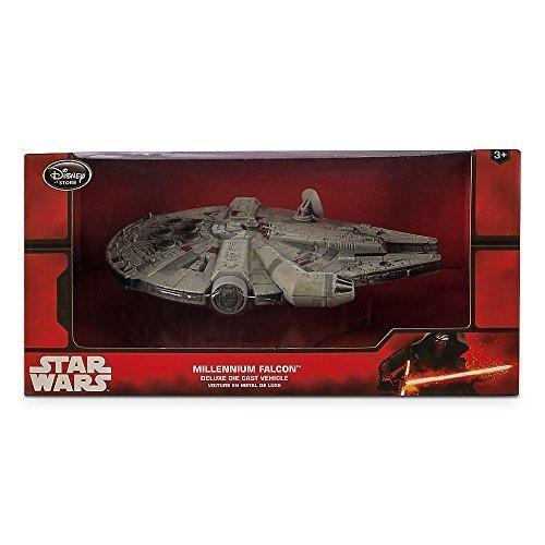 Star Wars Millennium Falcon Exclusive 75 Diecast Vehicle Red Box
