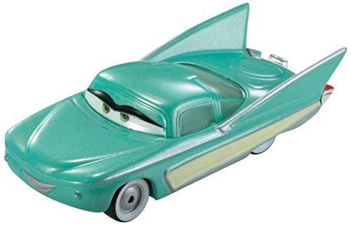 DisneyPixar Cars Flo Diecast Vehicle 155 Scale