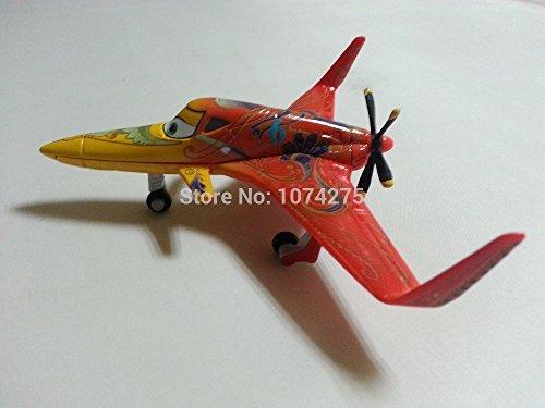 Pixar Cars Diecast No6 Ishani Metal Toy Planes Gift Toys