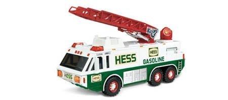 HESS 1996 Emergency Ladder Fire Truck Toy Trucks