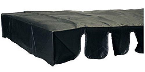 Suzo Happ Foosball Soccer Table Dust Cover Black