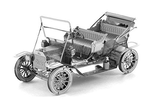 Fascinations Metal Earth 1908 Ford Model T 3D Metal Model Kit