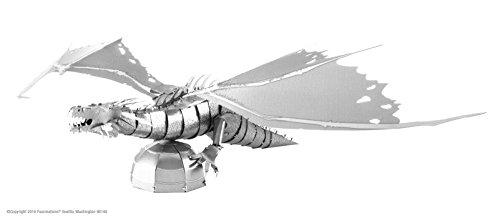 Fascinations Metal Earth Harry Potter Gringotts Dragon 3D Metal Model Kit