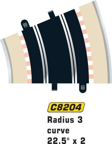 Scalextric C8204 Track Radius - 225 Degrees Curve